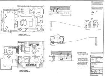 Thumbnail 5 bed barn conversion for sale in Clifford House Farm, Quebec