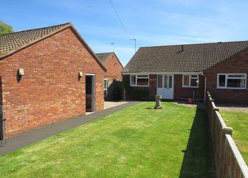 Thumbnail 2 bed semi-detached bungalow for sale in Charlton Road, Creech Heathfield, Taunton