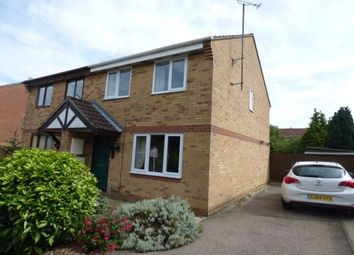 Thumbnail 3 bedroom end terrace house to rent in Rowan Drive, Bury St. Edmunds