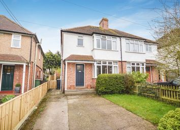 Thumbnail 3 bed semi-detached house for sale in Windmill Road, Thame