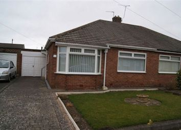 Thumbnail 2 bed semi-detached bungalow to rent in Canterbury Way, Wideopen, Newcastle Upon Tyne