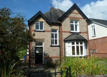Thumbnail 3 bedroom detached house to rent in Cecil Road, Hale, Cheshire