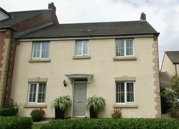 Thumbnail 4 bed semi-detached house for sale in Clos San Pedr, Cockett, Swansea
