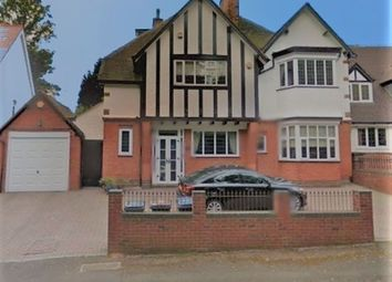 Thumbnail 5 bed detached house to rent in Carisbrooke Road, Birmingham