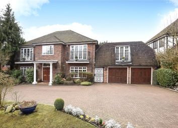 Thumbnail 5 bedroom detached house for sale in Dennis Lane, Stanmore, Middlesex