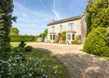 Thumbnail 5 bed detached house for sale in The Green, Goatacre, Calne, Wiltshire