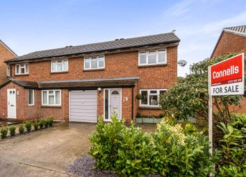 Thumbnail 3 bed semi-detached house for sale in Harness Way, St.Albans