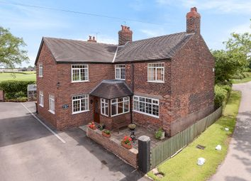 Thumbnail 5 bed detached house for sale in Orchard Cottage, Elton Lane, Winterley, Sandbach