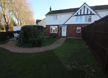 Thumbnail 3 bed semi-detached house for sale in Mile Cross Lane, Norwich