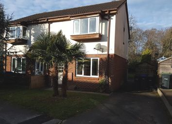 Thumbnail 3 bed semi-detached house to rent in Montgomery Gardens, Salisbury, Wiltshire