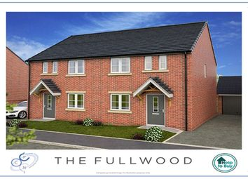 Thumbnail 3 bedroom semi-detached house for sale in Kings Court Kings Road, Wombwell, Barnsley