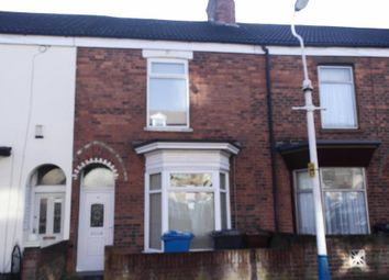 Thumbnail 4 bed terraced house for sale in Pendril Street, Hull