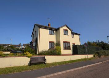 Barnshill Close, Cheriton Fitzpaine, Crediton, Devon EX17. 4 bed detached house
