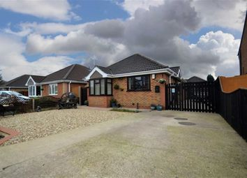 Thumbnail 2 bed bungalow for sale in Picksley Crescent, Holton-Le-Clay, Grimsby
