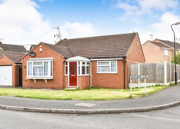 Thumbnail 3 bed detached bungalow for sale in Glastonbury Road, Alvaston, Derby
