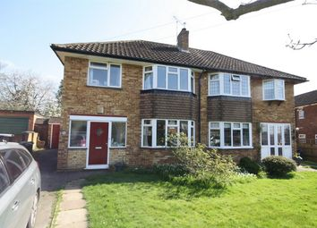 Thumbnail 3 bed semi-detached house for sale in Pond Lane, Chalfont St Peter, Buckinghamshire