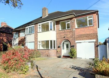 Thumbnail 4 bed semi-detached house for sale in Kingsway East, Newcastle-Under-Lyme