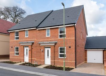 "3 bed semi-detached house for sale in ""Barwick"" at Braishfield Road, Braishfield, Romsey SO51"