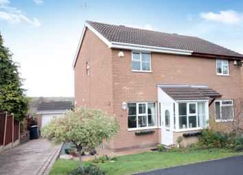 Thumbnail 3 bed semi-detached house for sale in Yarrow Drive, Harrogate