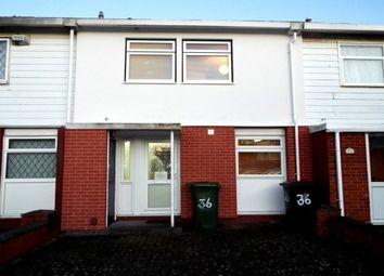 Thumbnail 3 bed end terrace house to rent in Dormston Close, Redditch