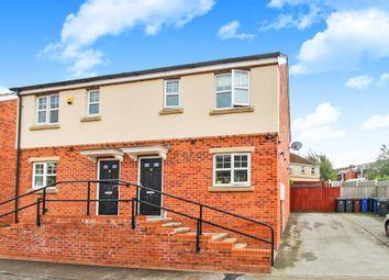 Thumbnail 4 bedroom semi-detached house for sale in Woodland Villas, Cemetery Road, Grimethorpe, Barnsley