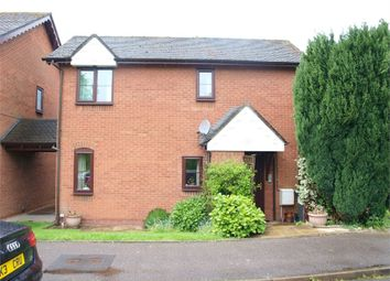 Thumbnail 2 bed end terrace house for sale in Derwent Close, Burton-On-Trent, Staffordshire