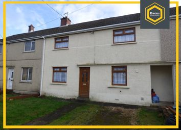 Thumbnail 3 bed terraced house to rent in Bron Gwendraeth, Carway, Kidwelly