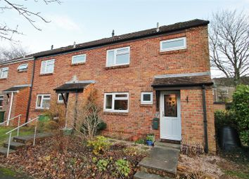 Thumbnail 3 bed end terrace house for sale in Copland Close, Basingstoke