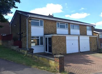 Thumbnail 3 bed semi-detached house to rent in Goodwin Drive, Penenden Heath, Maidstone