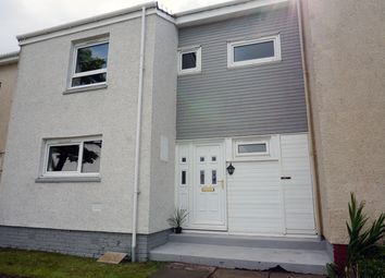 Thumbnail 4 bed terraced house for sale in Carnoustie Crescent, Greenhills, East Kilbride
