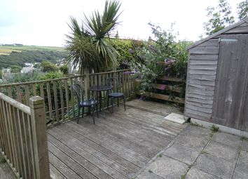 Thumbnail 2 bedroom flat for sale in Tregundy Road, Perranporth