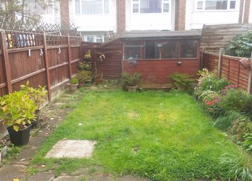 Thumbnail 3 bed terraced house to rent in Nottingham Avenue, London