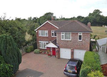 Thumbnail 5 bed detached house for sale in Pond Close, Newton Longville, Milton Keynes