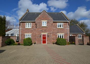 Thumbnail 5 bedroom detached house for sale in Saxon Meadows, Bawdeswell, Dereham, Norfolk.
