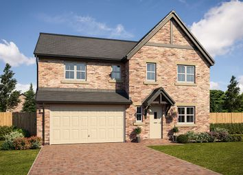 "Thumbnail 4 bedroom detached house for sale in ""Oxford"" at Low Lane, Acklam, Middlesbrough"