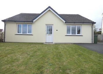 Thumbnail 2 bed bungalow to rent in All Saints Park, Lonan, Isle Of Man