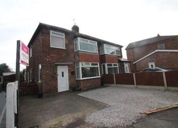 3 bed semi-detached house for sale in Aldermere Crescent, Urmston, Manchester M41