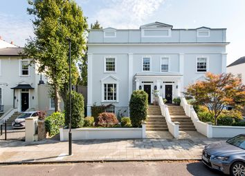 Norfolk Road, St John's Wood, London NW8. 6 bed semi-detached house