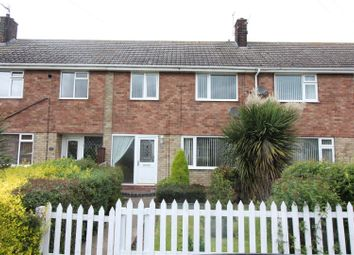 Thumbnail 3 bed terraced house for sale in Hastings Road, Thorngumbald, Hull