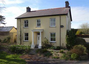Thumbnail 4 bed detached house for sale in Ael Y Bryn, Llangwyryfon, Aberystwyth, Ceredigion
