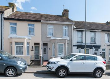 Thumbnail 3 bed terraced house for sale in Eaton Road, Dover