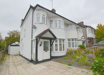 Thumbnail 3 bed semi-detached house to rent in Endersleigh Gardens, London