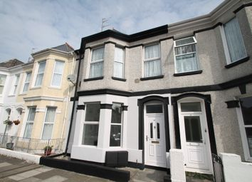 Thumbnail 1 bed flat for sale in St. Leonards Road, Plymouth