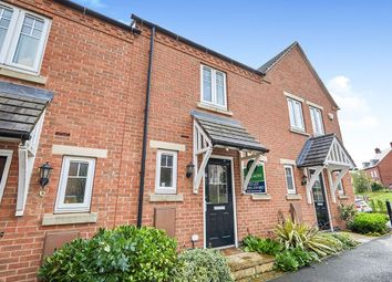 Thumbnail 2 bed terraced house to rent in Merton Close, Church Gresley, Swadlincote