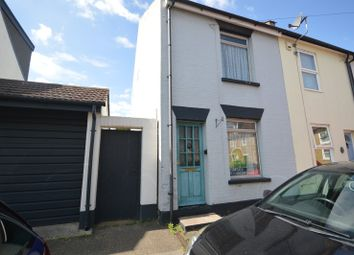 Thumbnail 3 bed end terrace house for sale in Horsley Road, Rochester, Kent
