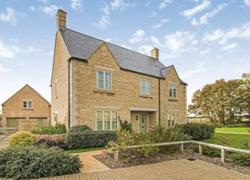 Thumbnail 5 bed detached house for sale in Paton Close, Fairford