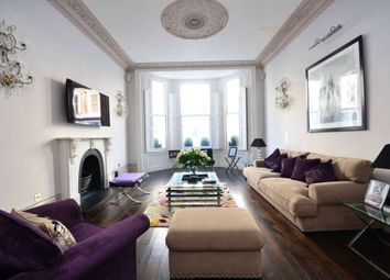 Thumbnail 4 bed maisonette to rent in Stafford Terrace, Kensington