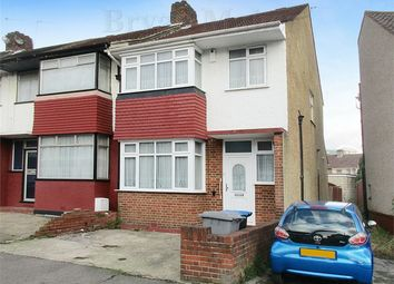 Thumbnail 3 bed end terrace house for sale in Lonsdale Avenue, Wembley