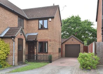 Thumbnail 2 bedroom semi-detached house for sale in Goodrington Road, Oakwood, Derby