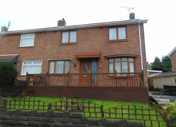 Thumbnail 3 bed semi-detached house for sale in Bryncoch, Llanelli
